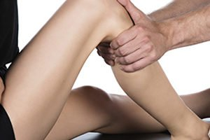 Leg injury, physiotherapy, active release technology